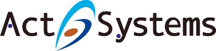 アクトシステムズ株式会社ロゴ